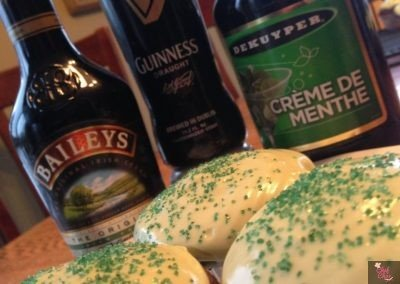 Luck-of-the-Irish Cupcakes